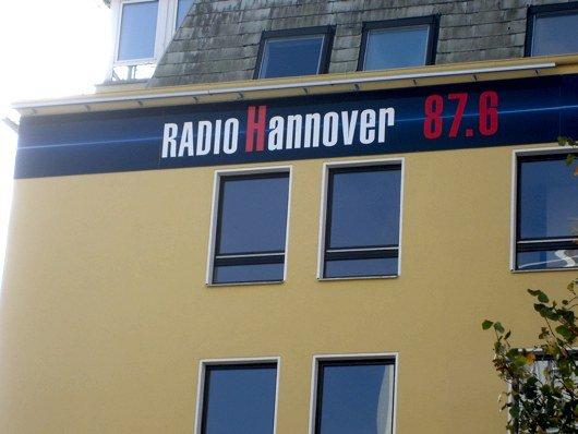 Radio Hannover-Funkhaus von aussen (Bild: Hendrik Leuker)