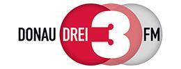 Donau3FM Logo
