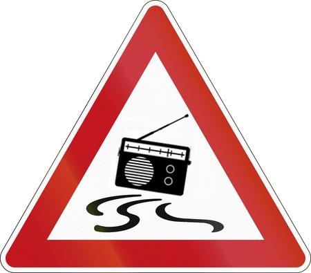 schleuderndes-radio