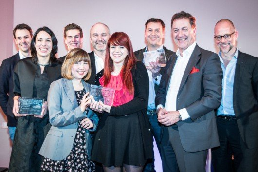Jury und Preisträger (Bild: (bre(ma)