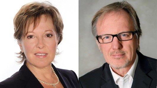 Angelica Netz und Jochen Rausch (Bild:  © WDR/Sachs)