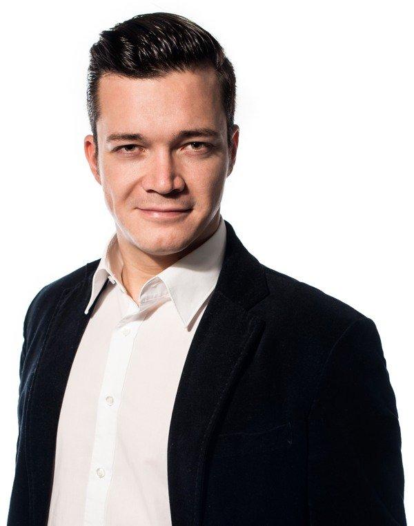 Robin Schuster (Bild: Donau 3 FM)