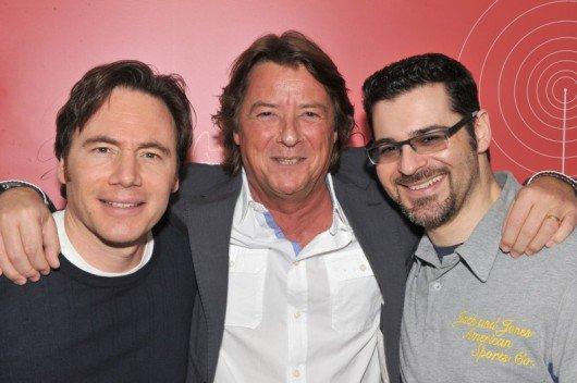 Bully Herbig, Georg-Dingler, Rick-Kavanian (Bild: Radio Gong 96,3)