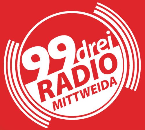 99drei-Logo-roterBg