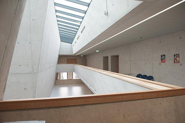 Zentrum für Medien und Soziale Arbeit (Bild: Hans Tröschel)