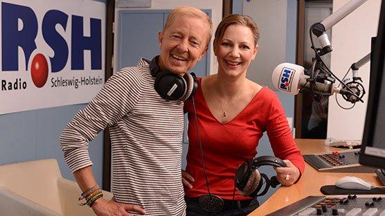 Carsten Köthe und Anneke ter Veen (Bild: R.SH)