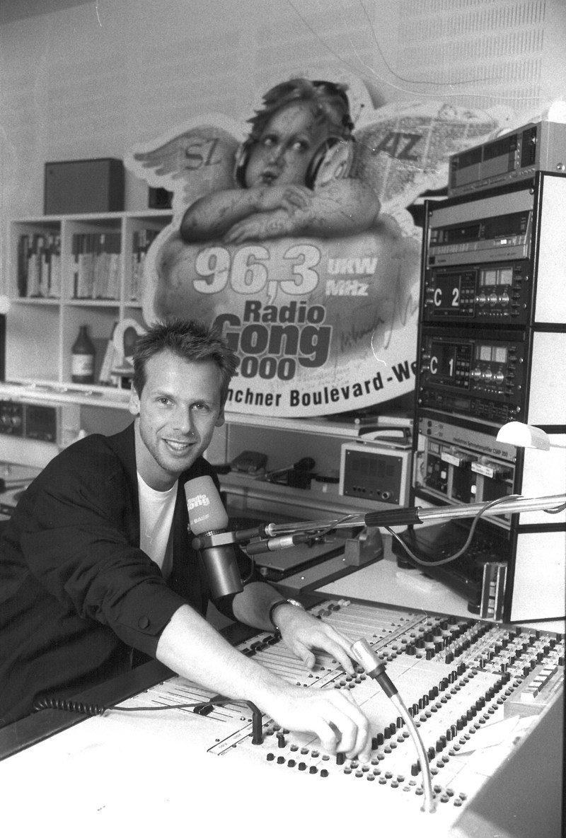 Fred Kogel (BIld: Radio Gong 96,3)