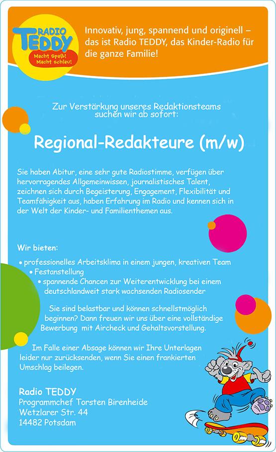 Radio-TEDDY_Regional-Redakteure-290415