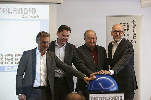 Foto: Verein Digitalradio Österreich/APA-Fotoservice/Roßboth