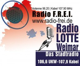 Radio FREI und Radio LOTTE Weimar