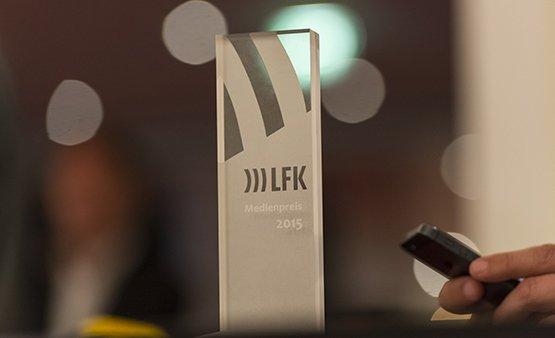 LFK-Medienpreis 2015