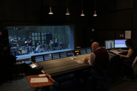 Aufnahmestudio (Bild: Foster Kent)