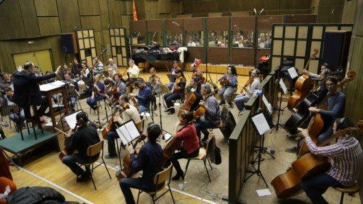 Macedonia Radio Symphonic Orchestra (Bild: Foster Kent)