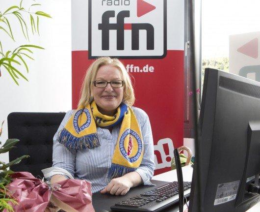ffn Regionalstudio Braunschweig Leiterin Manuela Bluhm (Foto : Jörg Scheibe)