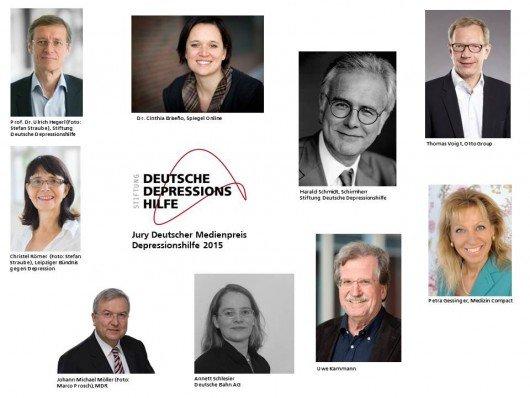 Jury des Medienpreis der Stiftung Deutsche Depressionshilfe.