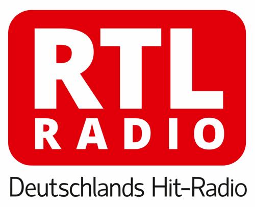 Das neue Logo vo RTL RADIO 2015 - Deutschlands Hit-Radio
