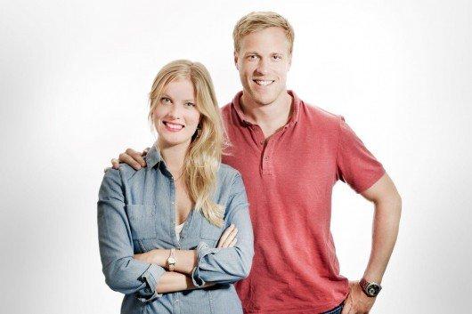 Morgenteam Eva Tanski und Henrik Hanses (Bild: Antenne Münster)