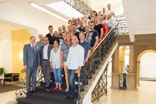 radio NRW-Team (Bild: Radio NRW)