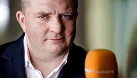 Jörg Thadeusz. Bild: rbb/Gundula Krause