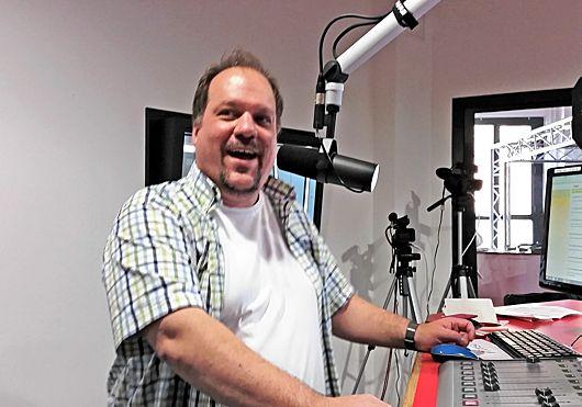 Jörg Wachsmuth bei BHeins (Bild: Medienbüro Jörg Wachsmuth)