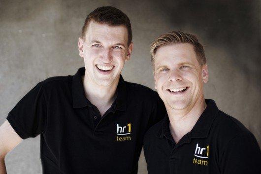 Mathies Hohm (links) und Kai Völker. Foto: hr/Nicole Kohlhepp