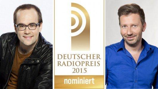 Max von Malotki und Thorsten Schorn. Foto: WDR/Annika Fußwinkel