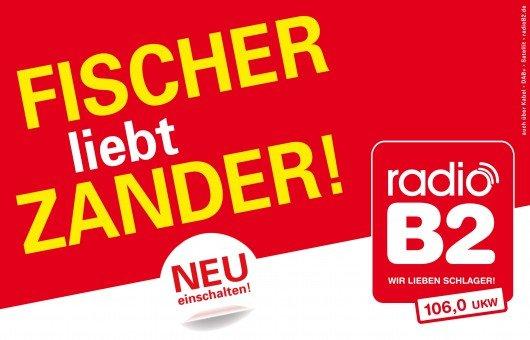 Motiv Fischer liebt Zander