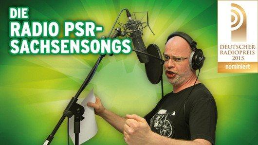 """Die beste Comedy 2016 geht an """"PSR Sachsensongs"""" von Steffen Lukas"""