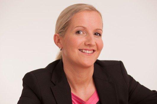 Yvonne Fricke. Foto: Spreeradio