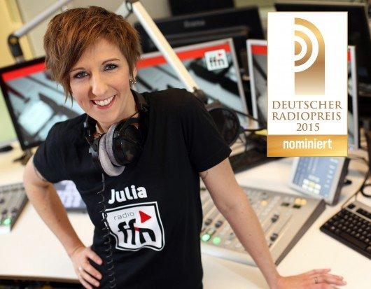 Julia Bamberg von ffn.