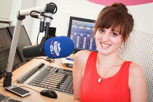 Steffi Schuengel (BIld: Radio Arabella)