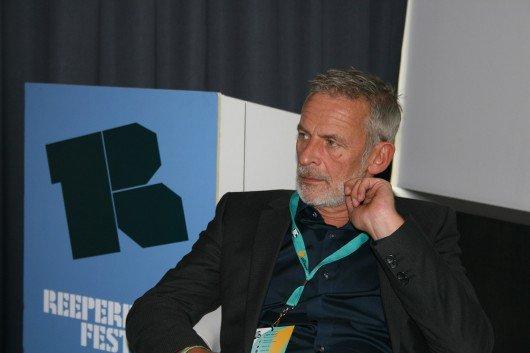 Torsten Engel, Programmchef NDR 2, beim Reeperbahn Festival 2015 (Bild: Inge Seibel)