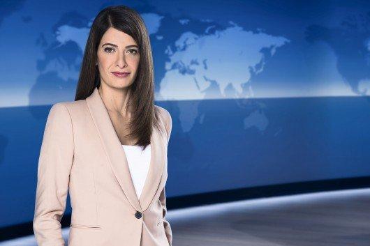 Linda Zervakis. Bild: NDR/Thorsten Jander (M)