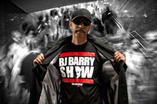 BJ Barry (Bild: 98.8 KISS FM)