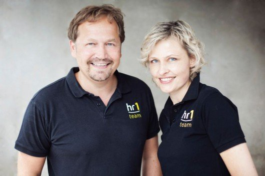 Detlef Budig und Marion Kuchenny (Bild: hr/Nicole Kohlhepp)