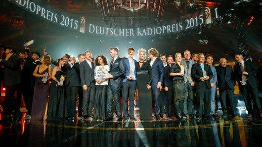 Alle Preisträger 2015 auf einen Blick (Bild © NDR Fotograf: Philipp Szyza)