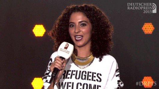 Siham El-Maimouni (Bild: Deutscher Radiopreis)