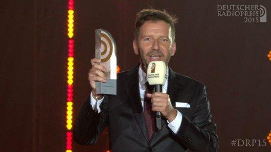 Thorsten Schorn, WDR (Bild: Deutscher Radiopreis)