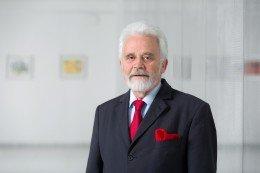 Dr. Willi Steul – Intendant Deutschlandradio Funkhaus Köln – 18. Juni 2015 Pressebilder Aufgenommen im Büro des Intendanten und im Funkhaus-Foyer 1506/4201-4209, Va 1