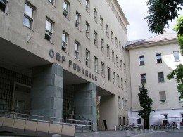 "ORF-Funkhaus in der Argentinierstraße. Foto: Wikimedia-User ""Ninanuri"" (CC-BY-SA)."