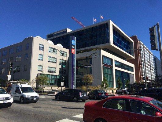 Die Zentrale von NPR in Washington DC (Bild: Christian Schalt)
