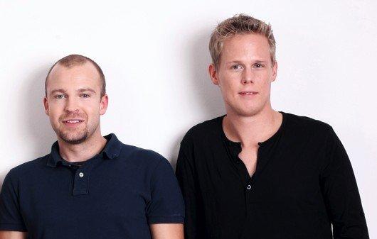 Flo Berger und Matthias Hobiger