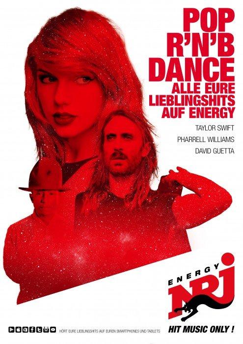 Starskampagne Taylor Swift