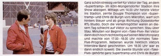 Viktor Worms (Bild: hallo RTL Clubheft 6/1983)