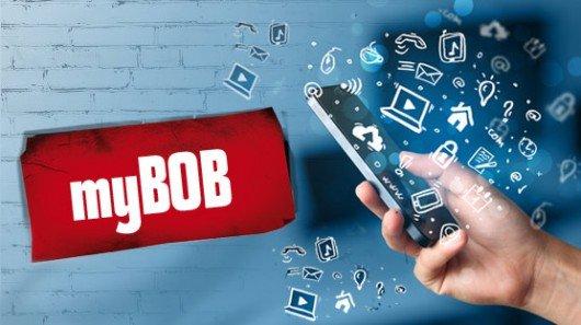 myBOB - die neue App von radio BOB! (Bild: © ra2 studio)