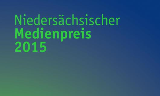 niedersächischer medienpreis 2015 logo