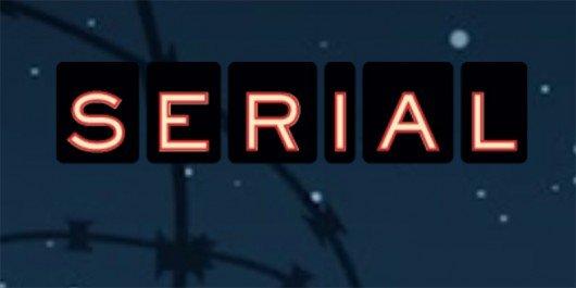 Logo zur 2. Staffel von Serial (Bild: Serial Podcast)