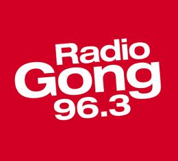 Neues Radio Gong-Logo 2016