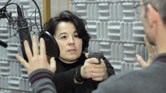 Barbara Zechel (Bild: SWR/Peter A. Schmidt)