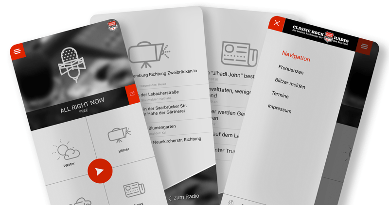 CLASSIC ROCK RADIO App_Ansicht-min